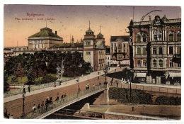 BROMBERG - BYDGOSZCZ - Plac Teatralny I Most Gdanski - Pologne