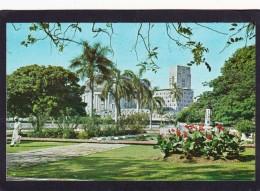 Old Post Card Of Queen Elizabeth Walk,Singapore,K23. - Singapore