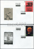 Czech Republic - 2011 - Czech Movie Posters - First Day Covers (FDC) Set - Neufs