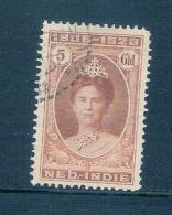 Nederlands Indië 1923 Jubileumzegels  (nvph 166) Gebruikt - Nederlands-Indië