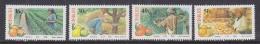 Ciskei 1988 Citrus Farming Fruit 4v   ** Mnh (31807) - Ciskei