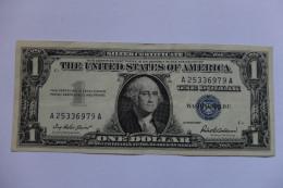 BILLET - U.S.A. - P. 419  - 1 DOLLAR - SILVER CERTIFICATE - SERIE 1957 - WASHINGTON - Certificats D'Argent (1928-1957)