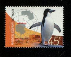 395076101 AUSTRALIAN ANTARCTIC TERRITORY 2002  POSTFRIS MINT YVERT 152 - Territoire Antarctique Australien (AAT)