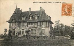 45 - AILLANT Sur MILLERON - Chateau Des Piolets