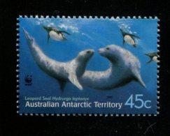 395076567 AUSTRALIAN ANTARCTIC TERRITORY 2001  POSTFRIS MINT YVERT 147 - Territoire Antarctique Australien (AAT)