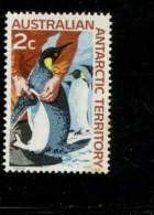 AUSTRALIAN ANTARCTIC TERRITORY 1966 - 1968  POSTFRIS MINT YVERT 9 - Territoire Antarctique Australien (AAT)