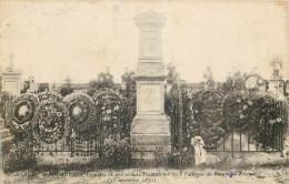 45 - BEAUNE La ROLANDE - Ossuaire - Beaune-la-Rolande