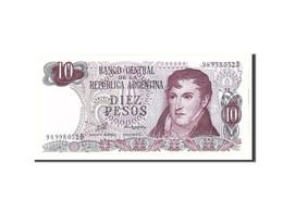 Argentine, 10 Pesos, 1976, KM:295, Undated, NEUF - Argentine