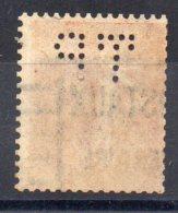 ANCOPER - N°  TP.45     -  Perforation   T P  Sur  N° Y&T   199   - Oblitéré - France