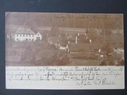 AK KATZENFURTH B. PERNITZ Hammerwerk 1900 /// D*20912 - Pernitz