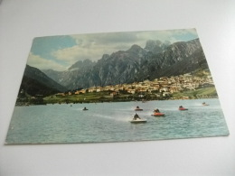 NAVE SHIP GARA NAUTICA AURONZO DI CADORE - Barche