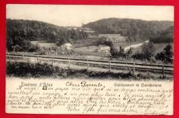 Environs D'Arlon. Clairefontaine. Etablissement Des Pères Jésuites. 1906 - Arlon