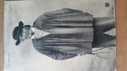 Vieux Maquignon Des Environs De Brest.  Costume.  MTIL N ° 2261 .rare - Autres Communes