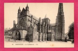 22 COTE-D'ARMOR TREGUIER, La Cathédrale, (L. L.) - Tréguier
