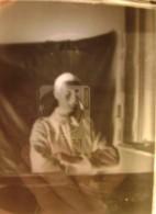 PLAQUE DE VERRE PHOTO SOLDAT 1914-1918 (LOT Na18) - Glasdias