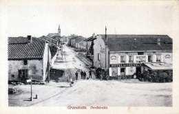 GRAVELOTTE (Lothringen) - Dorfstrasse, Hotel Du Chevaldo, 190? - France