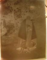 PLAQUE DE VERRE PHOTO SOLDAT 1914-1918 (LOT Na18) - Diapositiva Su Vetro