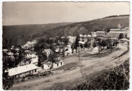 BARRAGE DE GRANDVAL - CANTAL - LA CITE' - VUE GENERALE - 1959 - Francia