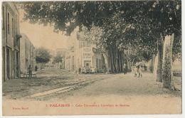 3 Palamos Calle Cervantes Y Carretera De Gerona Edicion Marull Hacia Cuba - Gerona