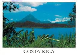 CPSM Costa Rica-Lac Et Volcan Arenal   L2181 - Costa Rica