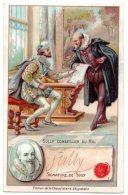 Chocolat Aiguebelle. Série Signatures D´hommes Célèbres : Sully, Ministre Sous Henri IV - Aiguebelle