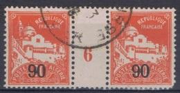 ALG-1 - ALGERIE N° 79 Millésime 6 - Oblitéré - Algérie (1924-1962)