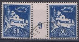 ALG-2 - ALGERIE N° 47 Millésime 9 - Oblitéré - Algérie (1924-1962)