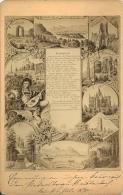 ALLEMAGNE - Photo Sur Carton (10,8 X 16,6cm) - Rolandseck U.d. Siebengebirge - Rheinlied - Foto