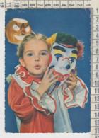 Bambini Bambino Child Bèbè Baby Bambina Con Maschere Halloween - Portraits