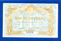 Mouy  60/53  1  Fr - Bonds & Basic Needs
