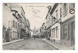 YVELINES  /  TRIEL  /  LA  GRANDE  RUE  /  N° 17 - Triel Sur Seine