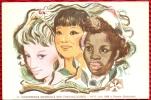 C G T - 1ere Conference Mondiale Des Travailleuses En 1956 à Vienne - Autriche - Labor Unions