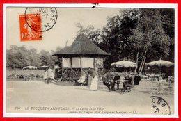62 - Le TOUQUET - PARIS PLAGE --  Le Casiono De La Forêt - Le Touquet