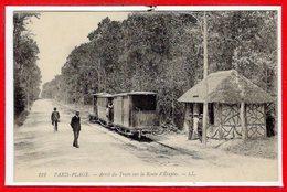 62 - Le TOUQUET - PARIS PLAGE --  Arret Du Train - Le Touquet