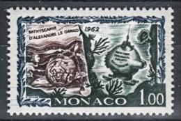 MONACO 1962 N° 597  NEUF  ** - Mónaco