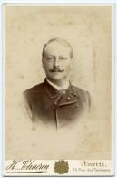 CDV : SCHUEREN - ANVERS / ANTWERPEN - Anciennes (Av. 1900)