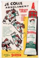 Aot16   76143    Je Colle Tout Avec  Scotch - Stationeries (flat Articles)