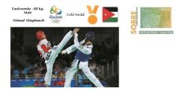 Spain 2016 - Olympic Games Rio 2016 - Gold Medal Taekwondo Male Jordania Cover - Sin Clasificación