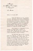 Bons à 5% 1957 Lettre Ministérielle - Aandelen