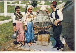 BOSNIA -  Narodna Nosnja Iz Bosne, National Costumes From Bosnia, - Bosnië En Herzegovina
