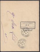"""SPM - CACHET """" GOUVERNEMENT PORT PAYE """"  SUR ENVELOPPE - OBLITERATION ST PIERRE & MIQUELON DU 22-5-1926 - TB - - Covers & Documents"""