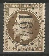 France - Obl. GC1645 GERARDMER Sur Timbre Napoleon III Et/ou Cérès - N°30 - Marcofilie (losse Zegels)