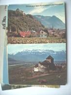 Liechtenstein Grüss Aus Dem Fürstentum - Liechtenstein