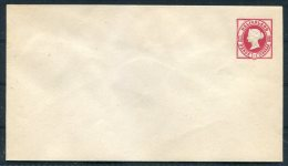 Heligoland Queen Victoria Postal Stationery Cover - Héligoland