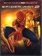 "D-V-D   "" SPIDER-MAN-2   ""  EDITION  COLLECTOR  2 DVD - Sci-Fi, Fantasy"