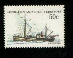 395121397 AUSTRALIAN ANTARCTIC TERRITORY 1981  POSTFRIS MINT YVERT 52 - Territoire Antarctique Australien (AAT)