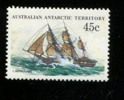 395121437 AUSTRALIAN ANTARCTIC TERRITORY 1981  POSTFRIS MINT YVERT 51 - Territoire Antarctique Australien (AAT)