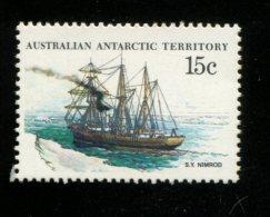 395121613 AUSTRALIAN ANTARCTIC TERRITORY 1981  POSTFRIS MINT YVERT 49 - Territoire Antarctique Australien (AAT)