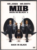 "D-V-D   "" MEN IN BLACK-2   ""  EDITION   2 DVD - Sciencefiction En Fantasy"