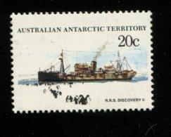 AUSTRALIAN ANTARCTIC TERRITORY 1981  POSTFRIS MINT YVERT 40 - Territoire Antarctique Australien (AAT)